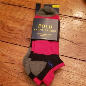 NWT - 💥 SPECIAL BUY 💥 3-Pack POLO Spprt Low-Cut